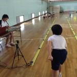 茅ヶ崎市立室田小学校で測定会を実施しました