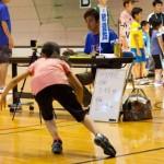 子どもの運動能力測定(2014/08/31)