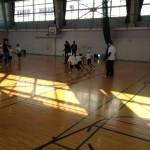 子どもの体力向上プロジェクトの第3節「課題別トレーニング指導」